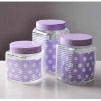 Wholesale Glass Canister Glass Canister Set from china suppliers