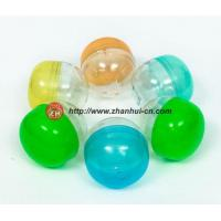 China Plastic capsule for toy vending machine,Plastic empty capsule,egg shell on sale