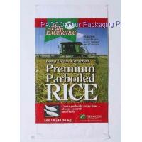 Wholesale PP woven bag for Rice from china suppliers