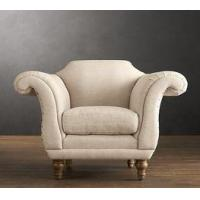 Wholesale French Style Lounge Beach Sofa Chair Single Seater Sofa Living Room Sectional Sofa from china suppliers