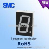 "Wholesale 0.39"" single digit green color7 segment LED display manufacturer from china suppliers"