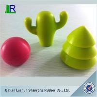 Wholesale Colored Silicone Stick Protective End Cap for Kids from china suppliers