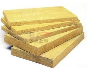 High strength rock wool insulation board exterior wall of for Mineral wool r value