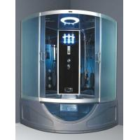 Wholesale Bathroom shower screens luxury steam cabins from china suppliers