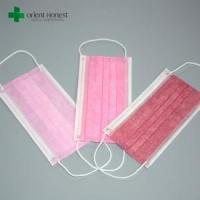 Wholesale Breathable medical mouth mask , TYPE IIR dentist masks , disposable facemasks with elastic cord from china suppliers