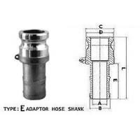 Quick Coupling E adaptor hose shank