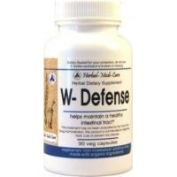 Wholesale Organic Herbal Remedies Herbal-Medi-Care W-Defense (Intestinal Invaders) 90 Veg Cap from china suppliers