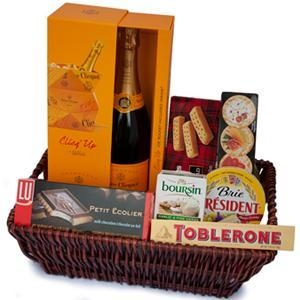 Quality Champagne Soiree Gift Basket NO.28 Beijing gift basket for sale