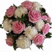Wholesale Rose and Carnations Bouquet NO.34 from china suppliers