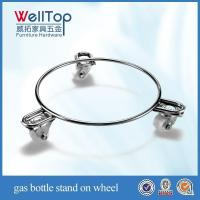Wholesale hot sale gas bottle on wheel from china suppliers