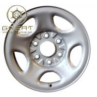 Wholesale 16x6.5 silver car wheel from china suppliers