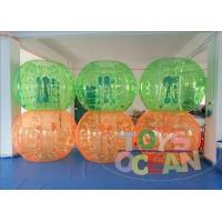 Wholesale bumper balls-6 color bubble balls from china suppliers