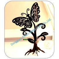 Wholesale Butterfly shaped metal jewelry display holder from china suppliers