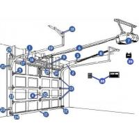 Wholesale Garage Door Parts Diagram from china suppliers