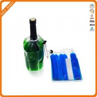 Wholesale Plastic Wine Bottle Cooler Sleeve from china suppliers