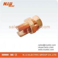 Wholesale High Strength Copper Alloy T/J Copper Bolt Connector Best for Conductor Transportation from china suppliers