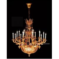 Wholesale Bronze chandeliers md0443-18+6 from china suppliers