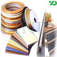 Wholesale wood grain pvc edge banding from china suppliers
