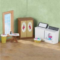 Wholesale Hand-painted Mini Laundry Set from china suppliers