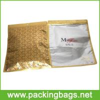 shiny printing plastic bags for clothes supplier