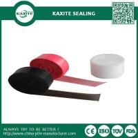 China Virgin PTFE Teflon Film Chemical Resistance Coated With Silicone Adhesive on sale