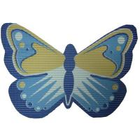 Wholesale PVC Bath Mat Butterfly Shape from china suppliers