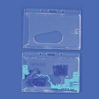Wholesale Rigid ID badge holders (Horizontal) from china suppliers