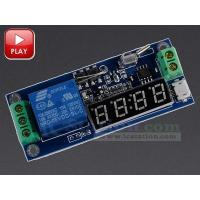 Wholesale ICStation STM8S003F3 Digital Timer Module with Display from china suppliers