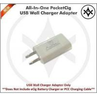 Wholesale USB Wall Charger Adapter for All-in-One PocketCig Battery Charger and PCC Cable from china suppliers