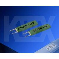 Wholesale ZTH Cement-coated wire wound resistors from china suppliers