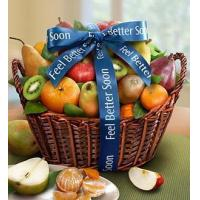 Wholesale Premier Fruit Get Well Gift Basket NO.6 delivery gift to taiwan from china suppliers