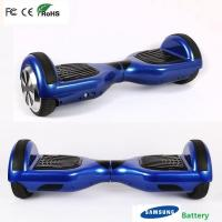 Wholesale Blue Self Balancing Scooter Hoverboard Swegway Style New Year Gift from china suppliers