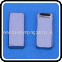 China custom metal RF shielding fabrication with red oxides on sale