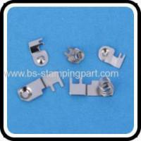 Buy cheap high quality metal stamping d battery contacts from wholesalers