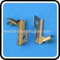 Buy cheap custom precision PCB metal ring terminal / ring connector / ring lug from wholesalers