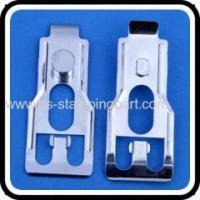 Buy cheap welded metal stamping parts with CNC part from wholesalers