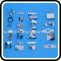 Buy cheap custom stamping smd spring contact for batteries from wholesalers