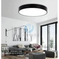 Wholesale Modern Simplicity Creative Led Ceiling Light Fixtures Round Study Room Balcony Bulbs from china suppliers
