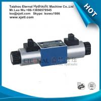 Wholesale 4WE6 SERIES SOLENOID DIRECTIONAL VALVES from china suppliers