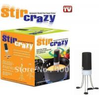 Wholesale D1021 Stir Crazy - Automatic Hands Free Sauce Stirrer as seen on TV 6059 from china suppliers