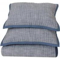 Wholesale Bedding Herringbone Quilt Collection - Denim from china suppliers