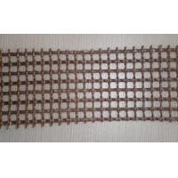 Wholesale Edge reinforced by silicone fabric ptfe mesh conveyor belt from china suppliers
