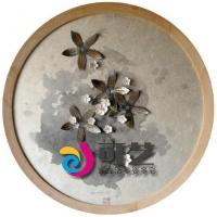 Wholesale Keyi-kind handmade painting - Iron from china suppliers