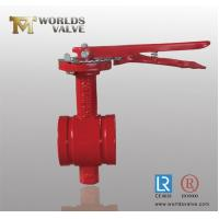 Wholesale Handle front trenches Groove Valve from china suppliers