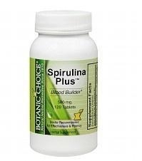 Quality Spirulina Plus 500 mg Herbal Supplement Tablets for sale