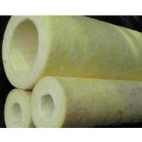 High temperature glass wool shell