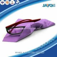 Wholesale Simple Logo CustomMicrofiberLenses CleaningCloth from china suppliers