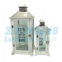 Wholesale wood lanterns for candles from china suppliers