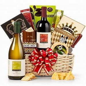 Quality The Royal Treatment Wine Gift Basket NO.49 taipei gift delivery for sale