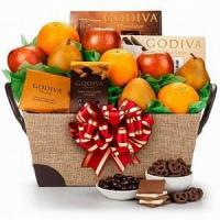 Wholesale Fresh Fruit and Godiva Chocolates NO.48 taipei gift delivery from china suppliers